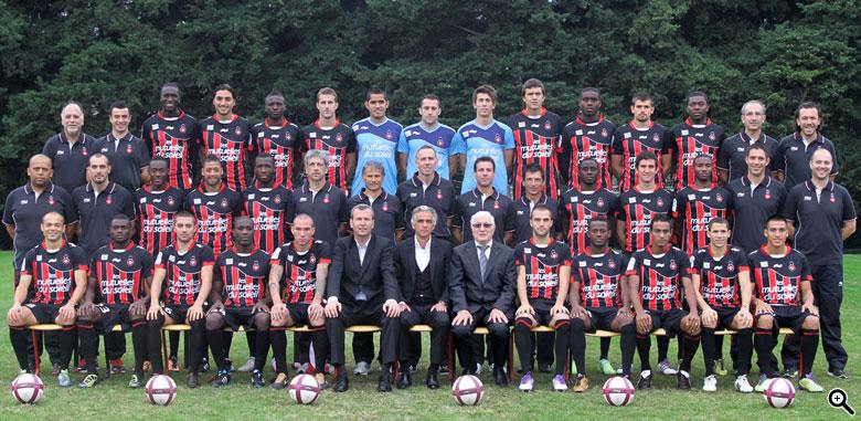 Effectif saison 2011-2012